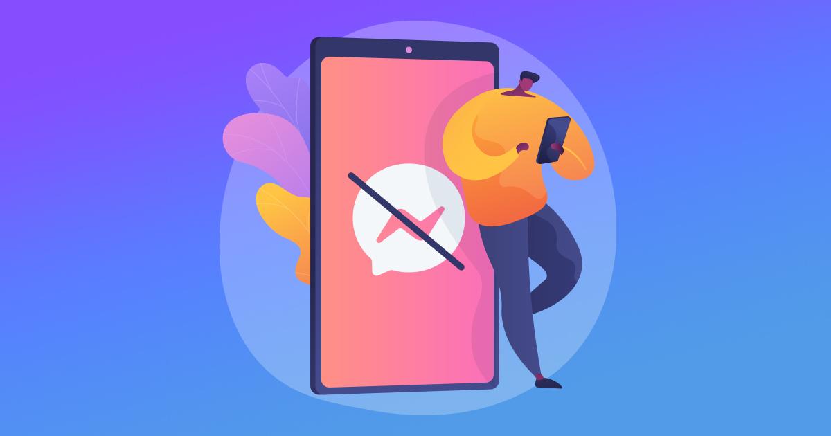 Πώς να Στείλετε Μήνυμα σε Κάποιον που σας Απέκλεισε στο Facebook